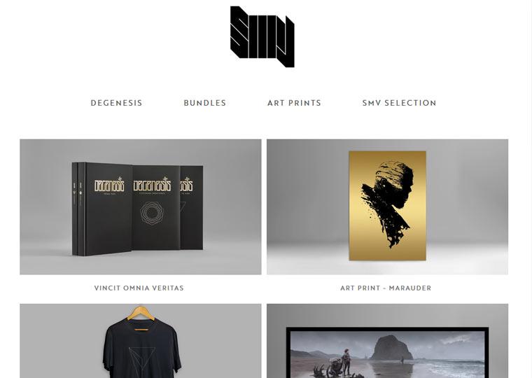 SMV Shop