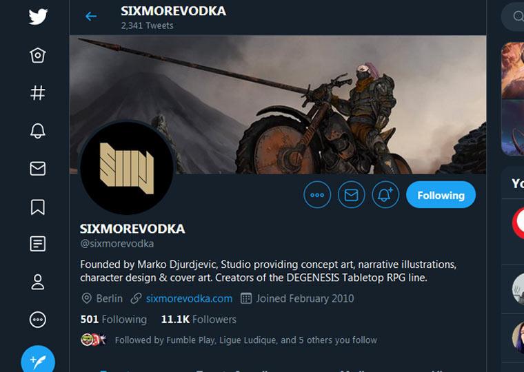 SMV Twitter