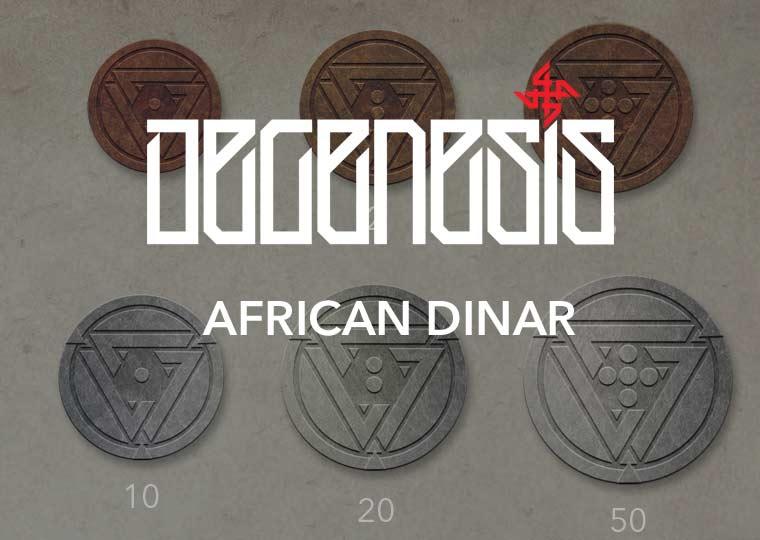 African Dinar