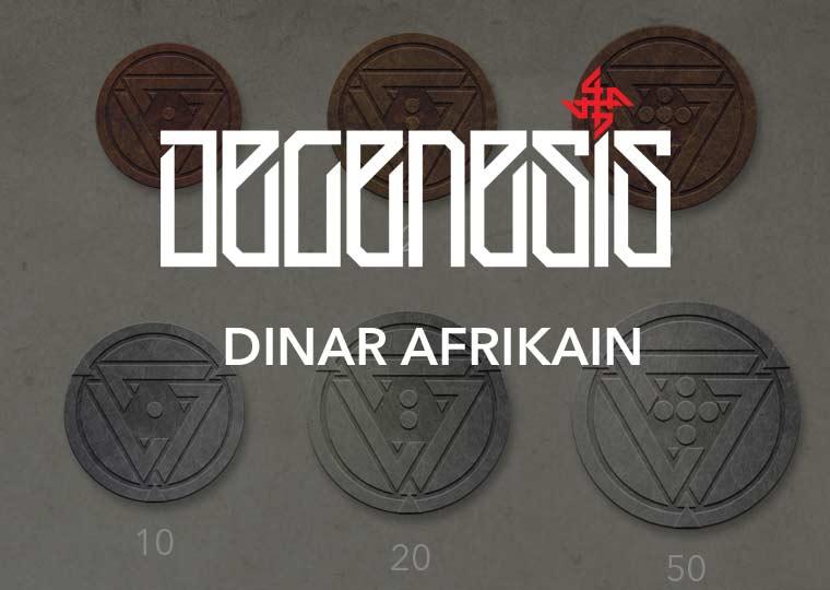 Dinar Afrikain