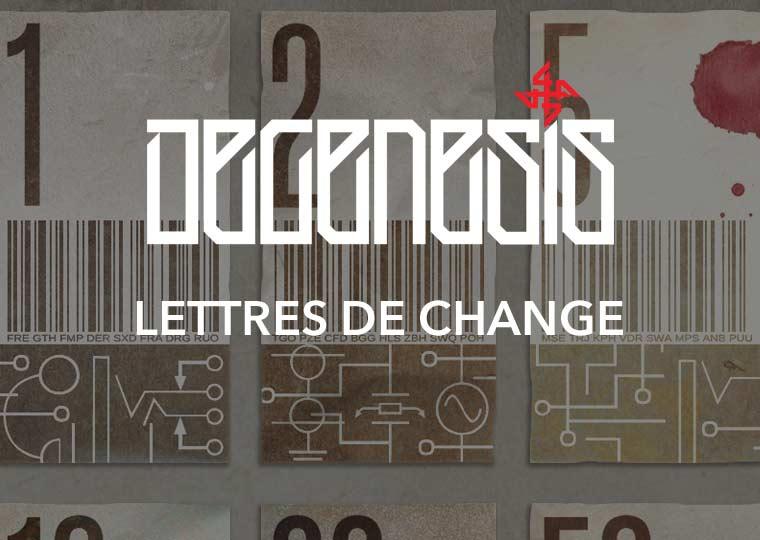Lettres de Change