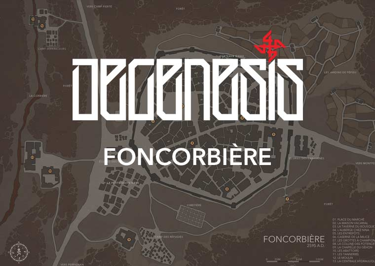 Foncorbière