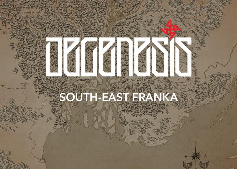 South-east Franka